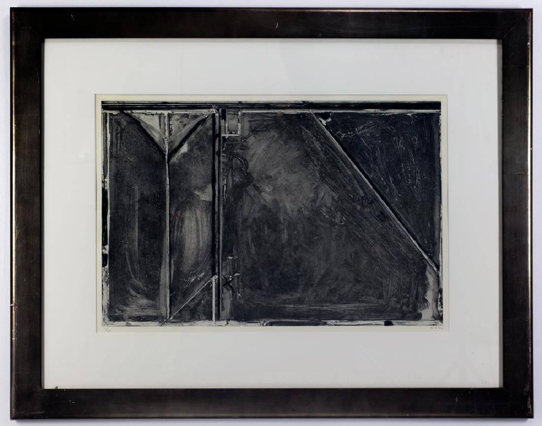 Richard Diebenkorn    Folsom Street Variations II