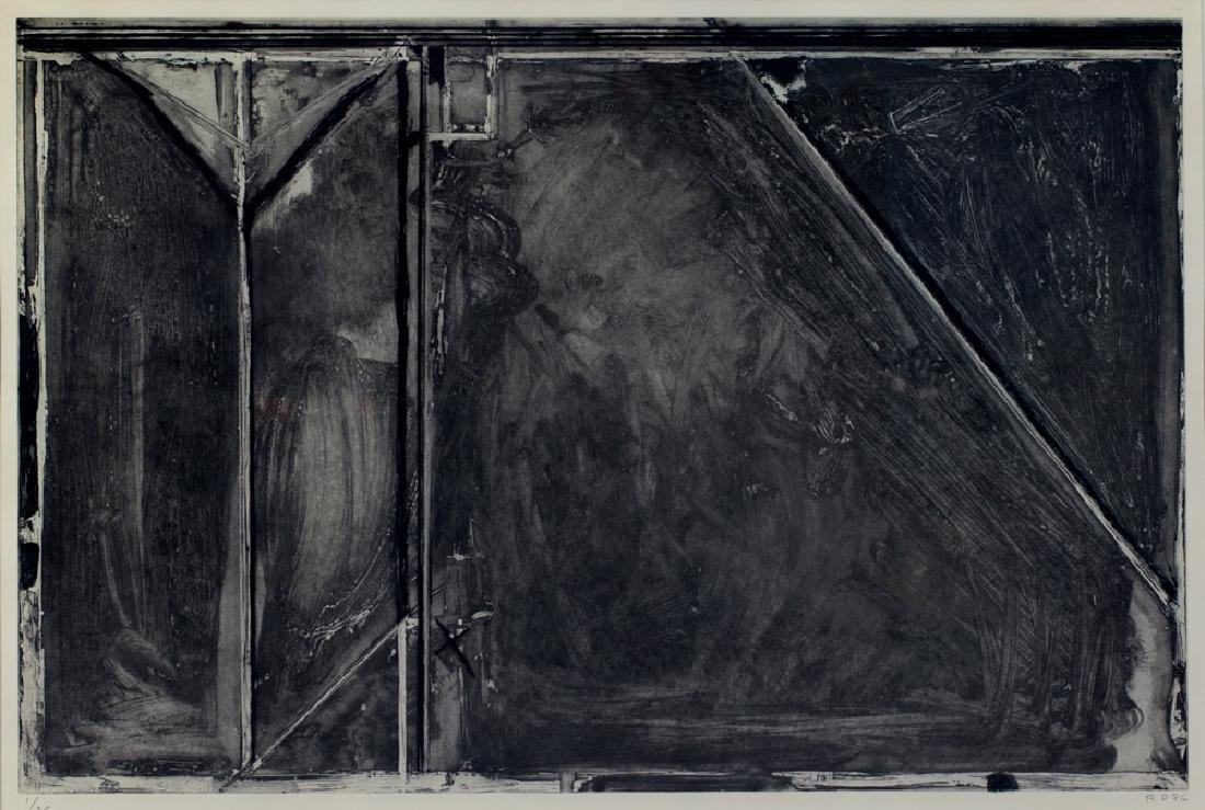 Richard Diebenkorn    Folsom Street Variations II - 2