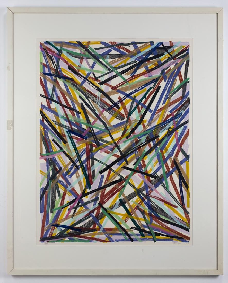 Charles Arnoldi    Untitled #4  (1983)