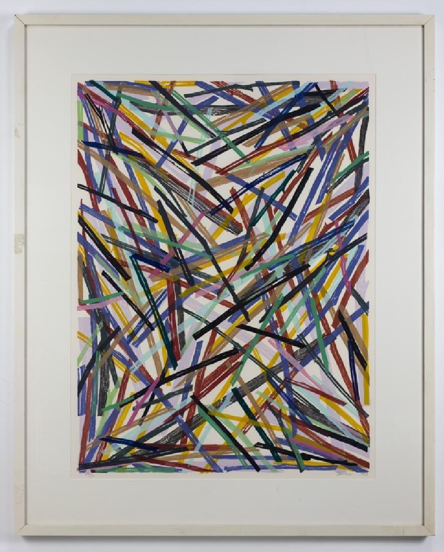 Charles Arnoldi    Untitled #4  (1983)