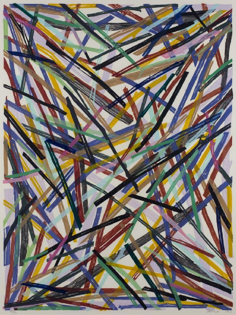 Charles Arnoldi    Untitled #4  (1983) - 2