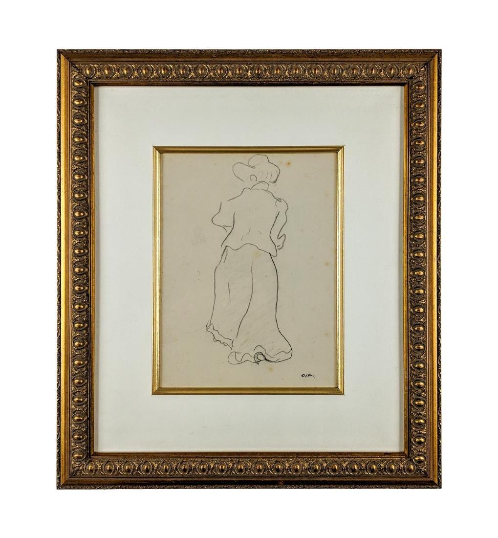 Albert Marquet    Study of a Woman (recto/verso)