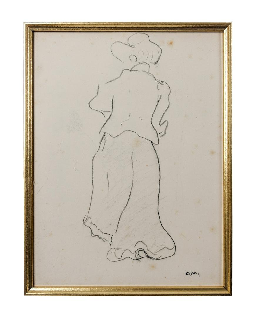 Albert Marquet    Study of a Woman (recto/verso) - 3