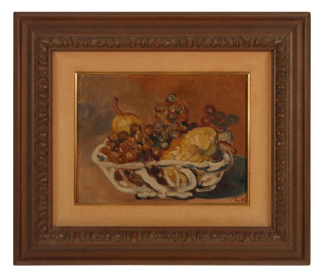 Louis Valtat    Basket of Fruit