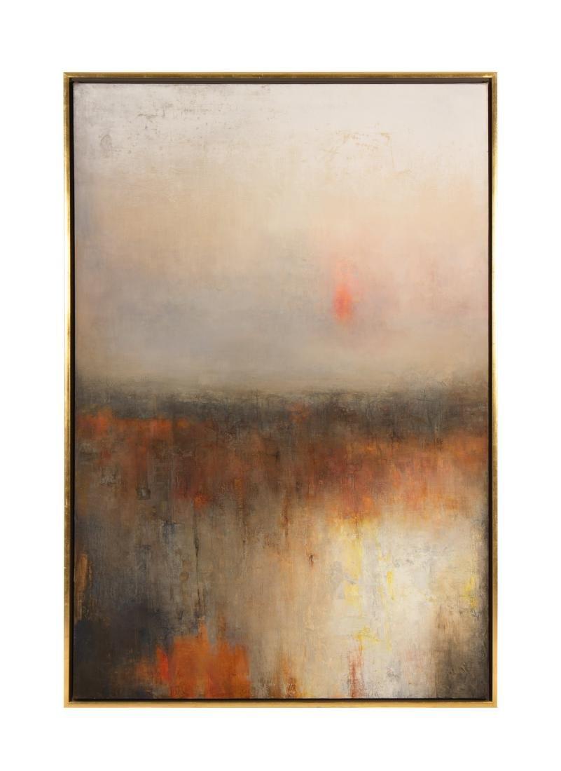 Harold Voigt    African Landscape  (1980)