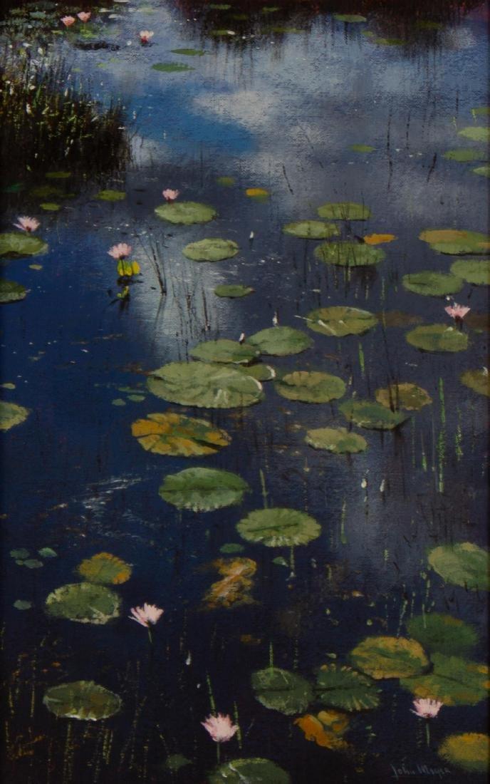 John Meyer    April Lilies, 62.59 - 2