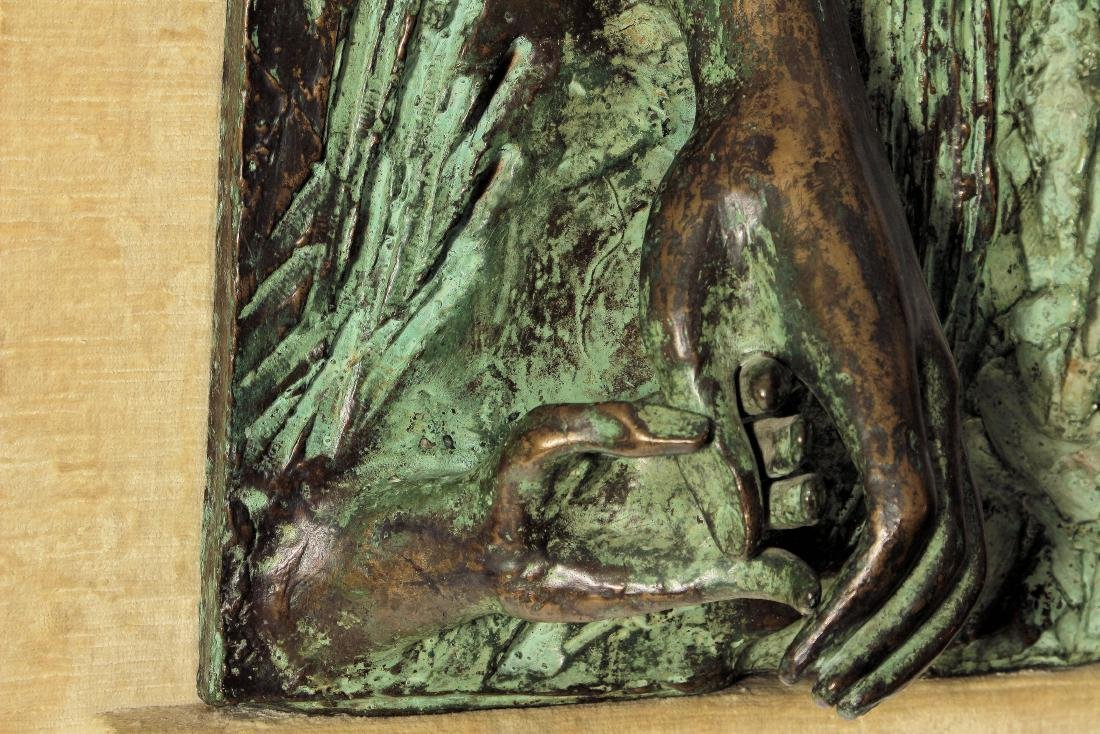 Henry Moore Hand Relief No. 1, 1952 / Cast 1956 - 2