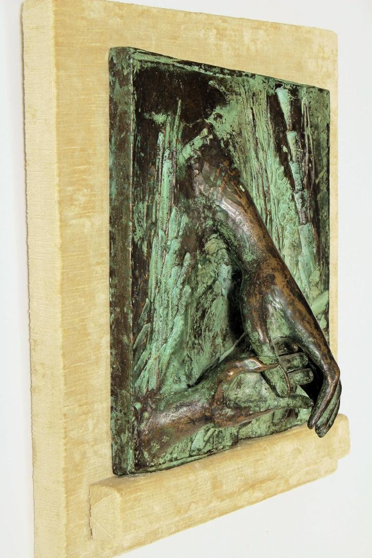 Henry Moore Hand Relief No. 1, 1952 / Cast 1956 - 6