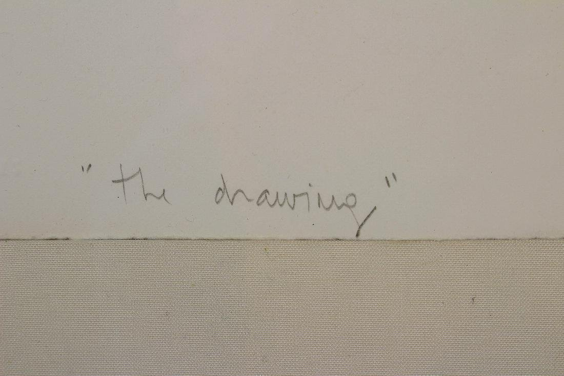 Liliana Porter    The Drawing - 6