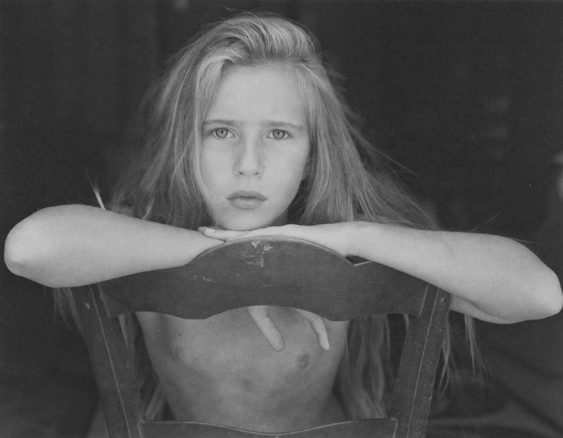 Jock Sturges - Platinum one