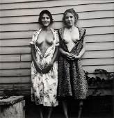 Francesca Woodman - E.6/ Boulder, Colorado, 1972-1975