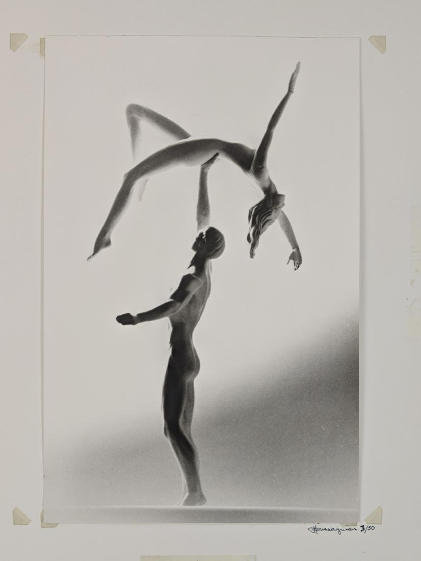 4 Prints attributed to Fernand Fonssagrives - 8