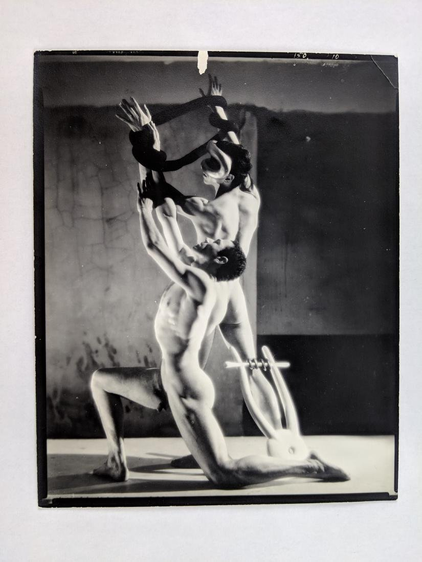 George Platt Lynes - Orpheus Pas de Deux
