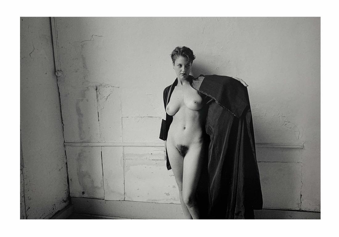 Marsha Burns - 2 Nudes and 1 Portrait - 2