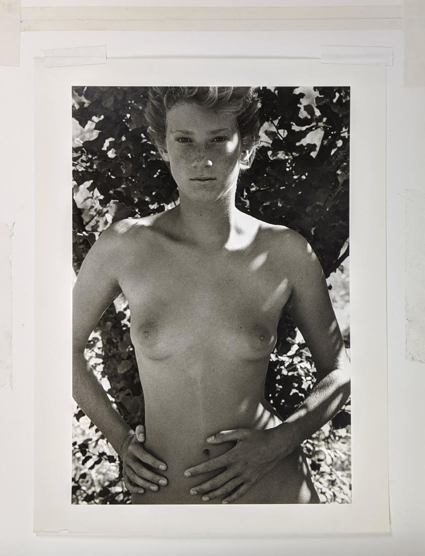 Louis Stettner - Janet and Chrystelle (2) Nudes - 6