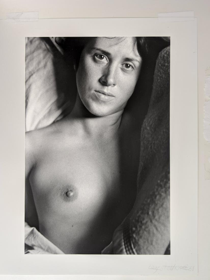 Louis Stettner - Janet and Chrystelle (2) Nudes - 7