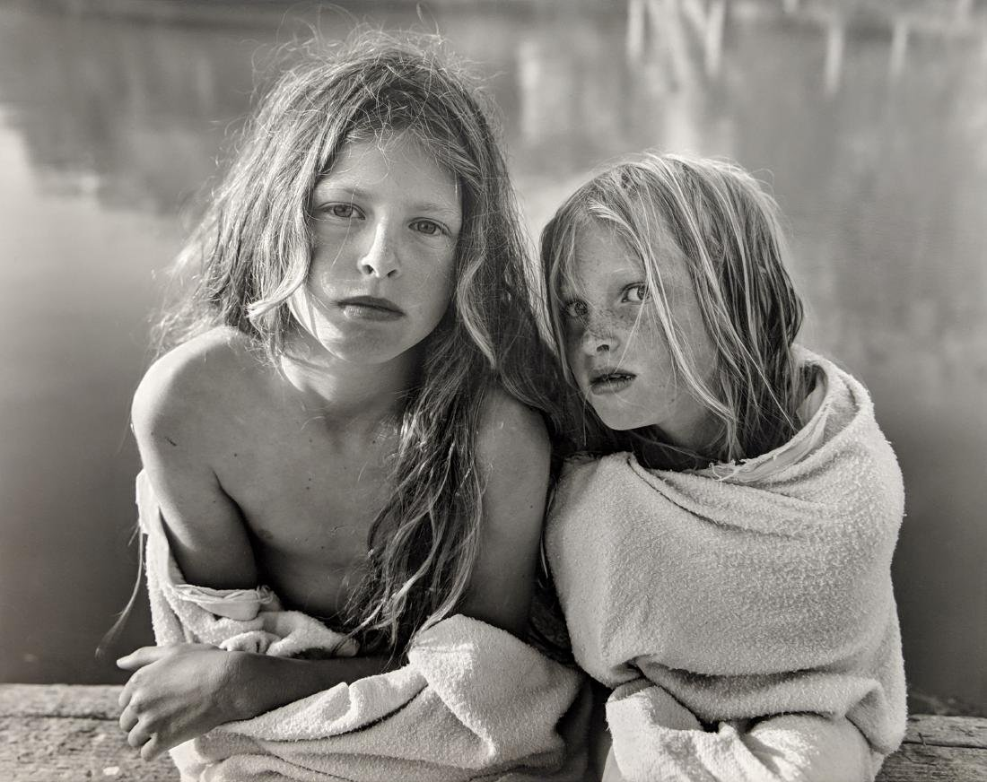 Jock Sturges - Brooke and Wendy California (1/1)