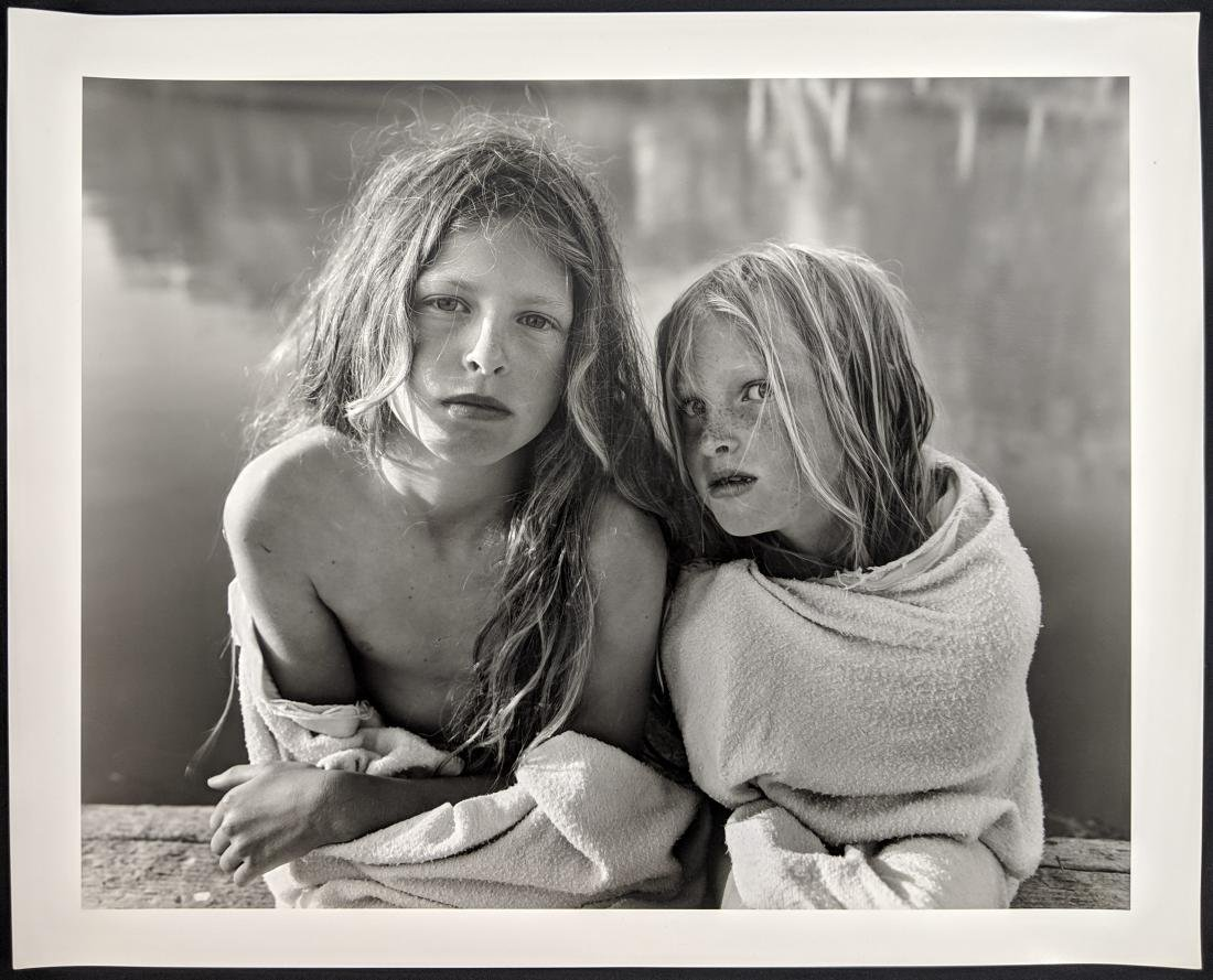 Jock Sturges - Brooke and Wendy California (1/1) - 2