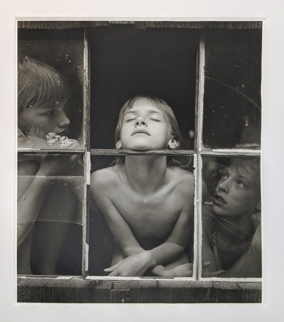 Jock Sturges - Christina, Misty Dawn and Alysa XL 2/15 - 2