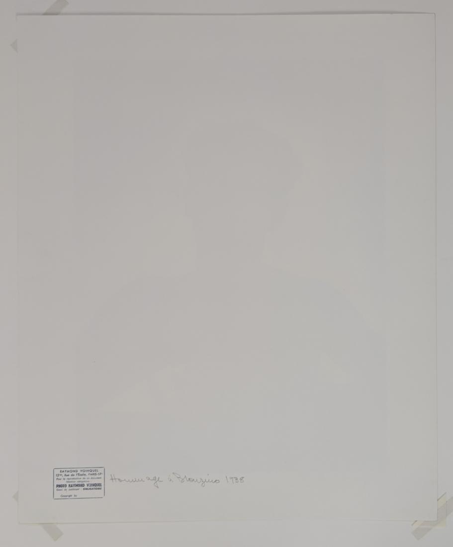Raymond Voinquel - Hommage Au Bronzino - 4