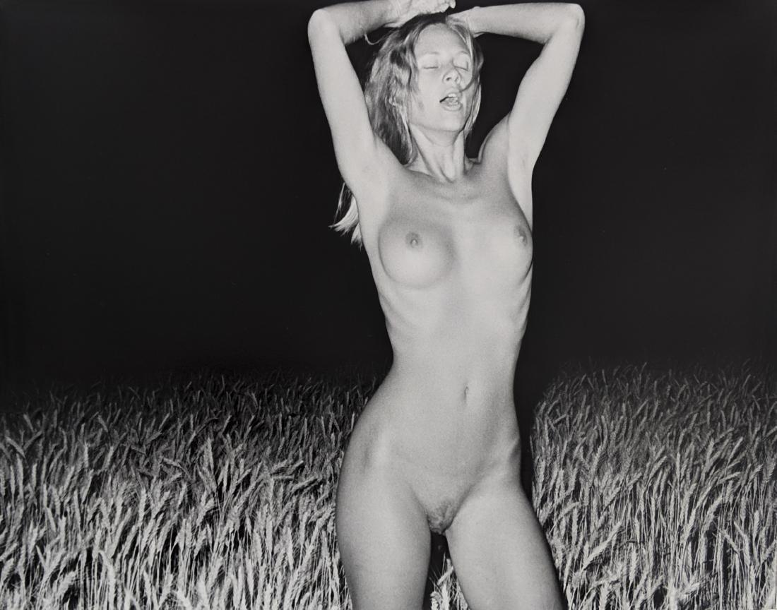 Eric Kroll - (Untitled) Nude in Field - 2