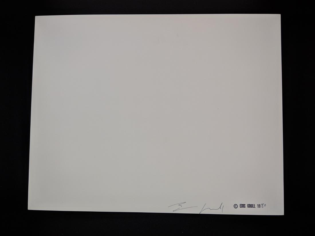 Eric Kroll - (Untitled) Nude in Field - 3