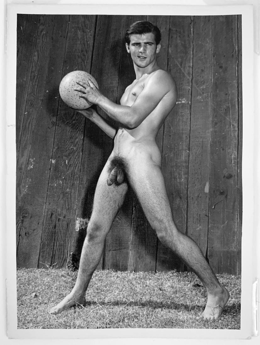 Bruce of Los Angeles - (16) Photos: Nude Male Studys - 7