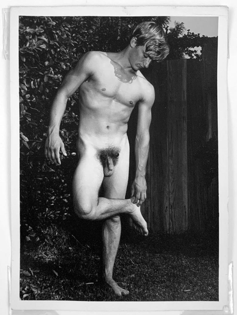 Bruce of Los Angeles - (16) Photos: Nude Male Studys - 8