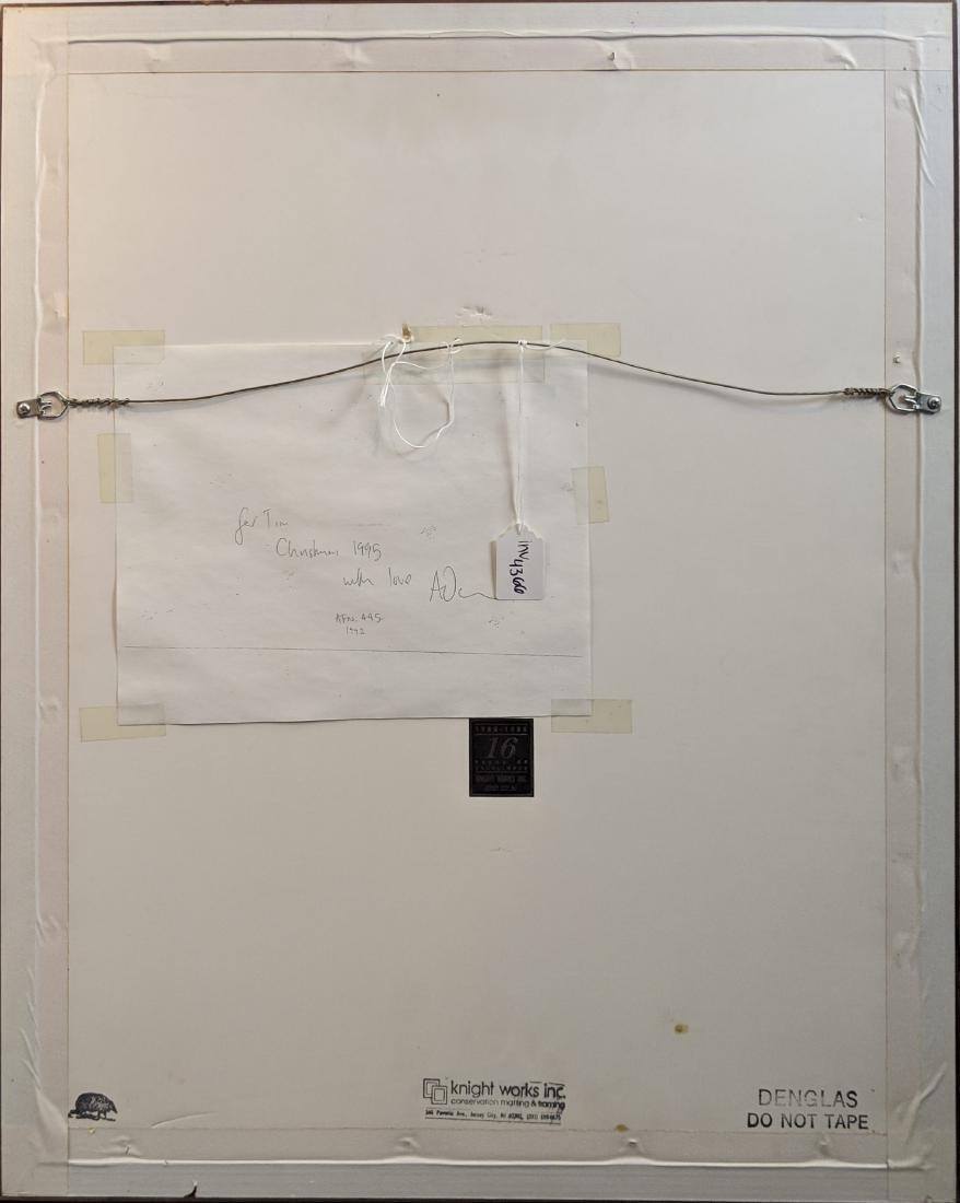 Adam Fuss - Untitled (Mask) PHOTOGRAM - 3