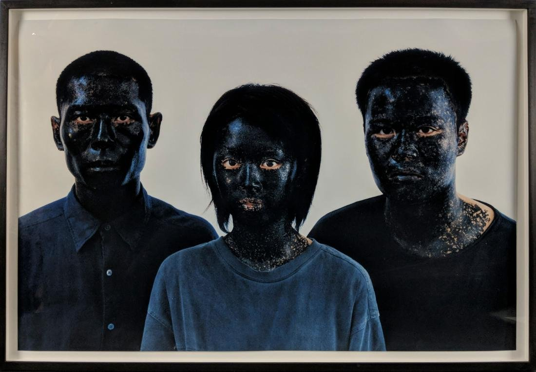Zhang Huan - (5) selections from Shanghai Family Tree - 3