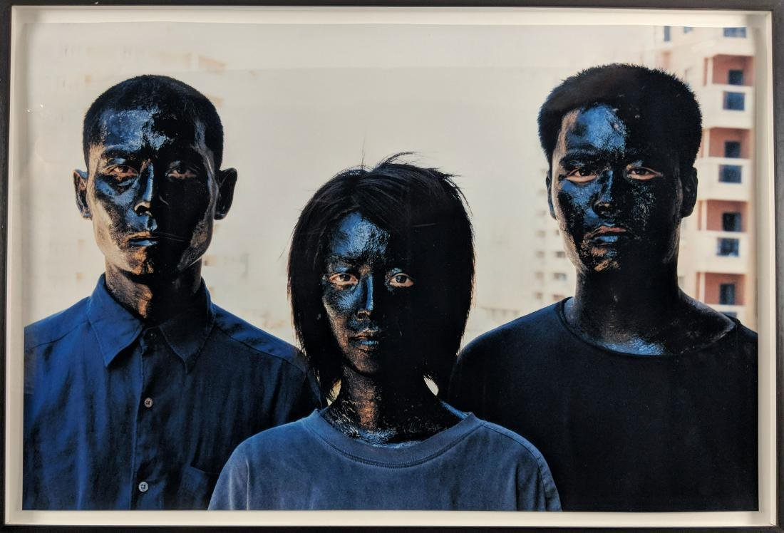 Zhang Huan - (5) selections from Shanghai Family Tree - 4