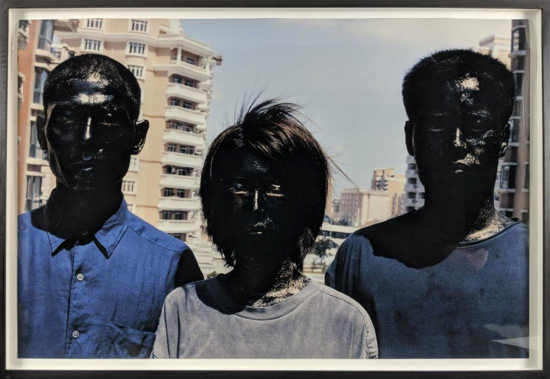 Zhang Huan - (5) selections from Shanghai Family Tree - 5