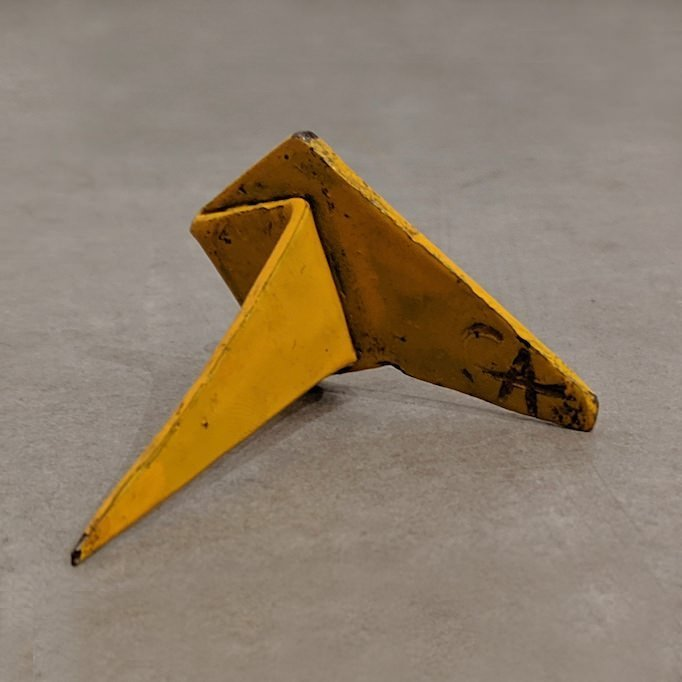 attributed to Alexander Calder - Untitled (base from a