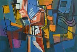 Roberto Burle Marx - Untitled