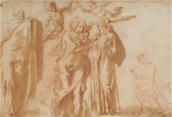 Anonymous - Old master drawing