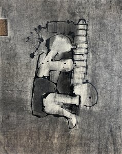 Benoît Gilsoul - Untitled (Saxophone)