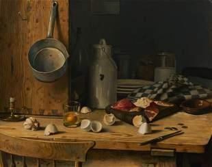 Robert Knaus - Untitled (Eggshells)
