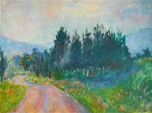 Clara Klinghoffer - Untitled (Landscape)