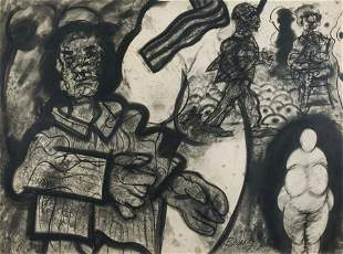 Robert Beauchamp - Fertility Idol with Figures