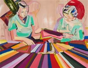 Elizabeth Huey - Color Therapy