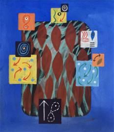 Marc Salz  (b. 1949) - Other Languages (No. 1)