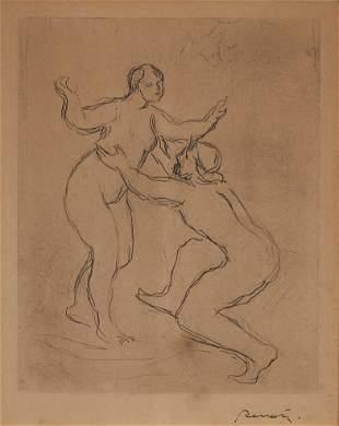 Pierre-Auguste Renoir - Le Fleuve Scamandre (The River