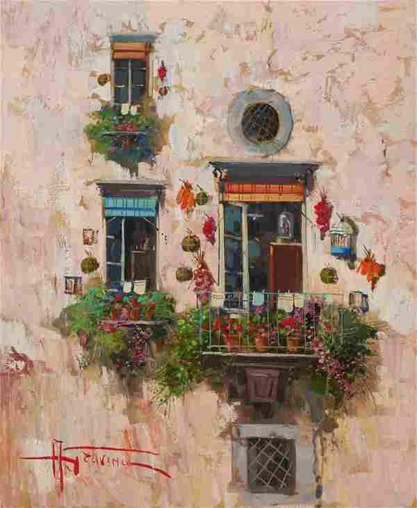 Unknown Artist - Untitled (window)