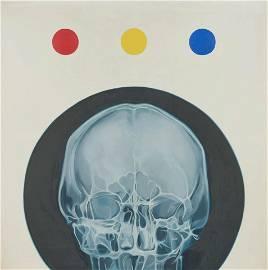 Lowell Nesbitt - Mr X and Three