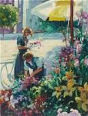 Lisandro Lopez Baylon - Picking Flowers