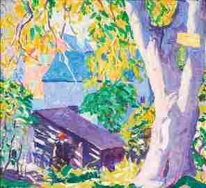 Edwin Ambrose Webster - Provincetown, Massachusetts