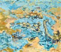 Gene Hutner  - Mud Flats