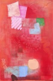 Robert Natkin - Red Bern Series