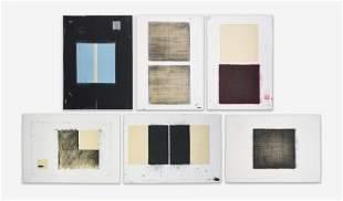 Robert Petersen - Chart Series: Six Works