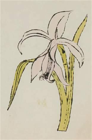 Andy Warhol - Still-Life (Flower)